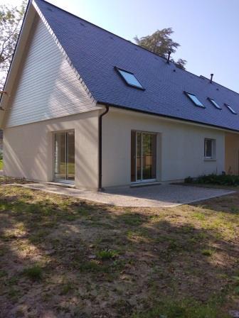 Copie de Maison neuve T6 (124²), jardin et terrasse MESNIL JOURDAIN