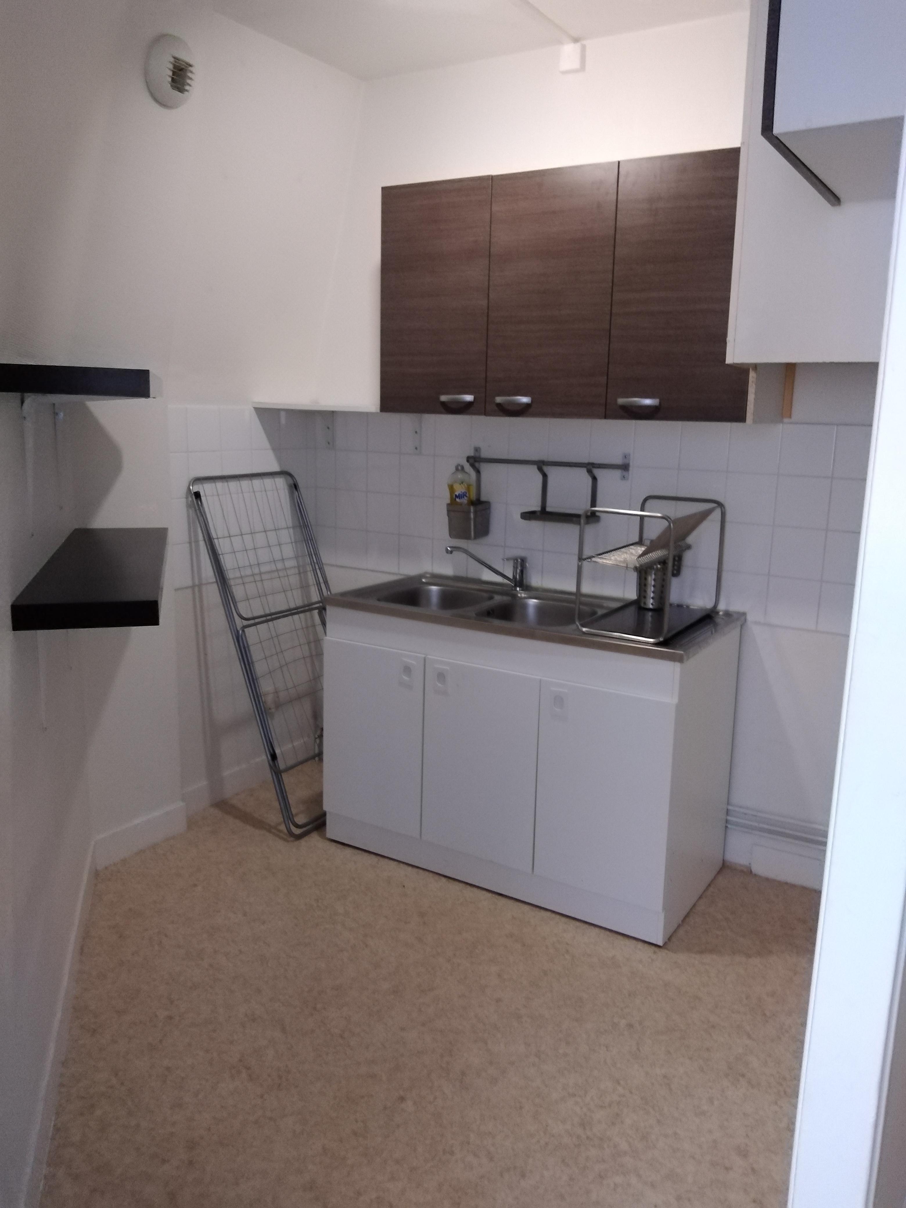 Appartement T2 avec cour commune Louviers (39m²)
