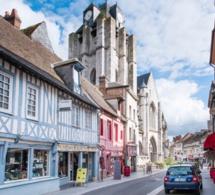 """""""La Normandie vue du ciel, Louviers"""""""