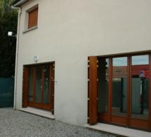 Appartement T2 de 46 m² avec cour centre ville de louviers