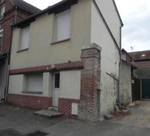 Maison T2 en duplex 36 m² centre ville de Louviers